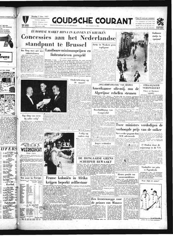 Goudsche Courant 1957-02-05