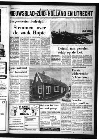 Schoonhovensche Courant 1974-06-26