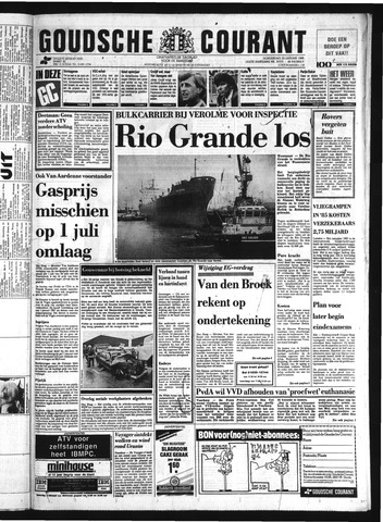 Goudsche Courant 1986-01-23