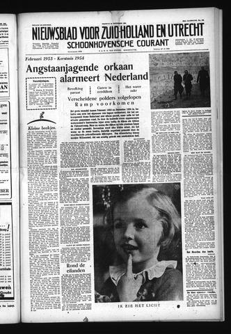 Schoonhovensche Courant 1954-12-24