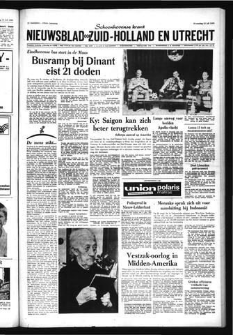 Schoonhovensche Courant 1969-07-16