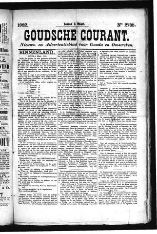 Goudsche Courant 1882-03-05