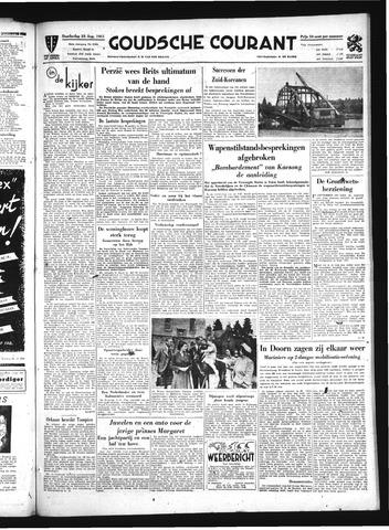 Goudsche Courant 1951-08-23