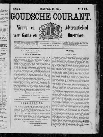 Goudsche Courant 1863-06-18