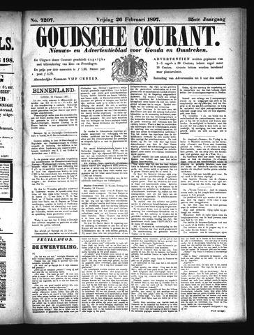 Goudsche Courant 1897-02-26