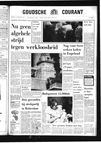 Goudsche Courant 1972-02-15