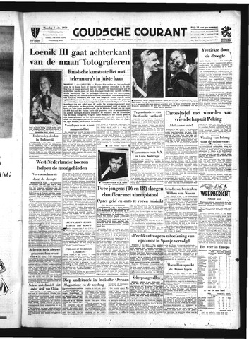 Goudsche Courant 1959-10-05