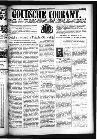Goudsche Courant 1938-09-14