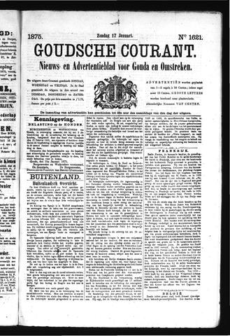 Goudsche Courant 1875-01-17
