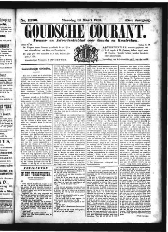Goudsche Courant 1910-03-14
