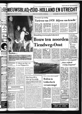 Schoonhovensche Courant 1979-04-27