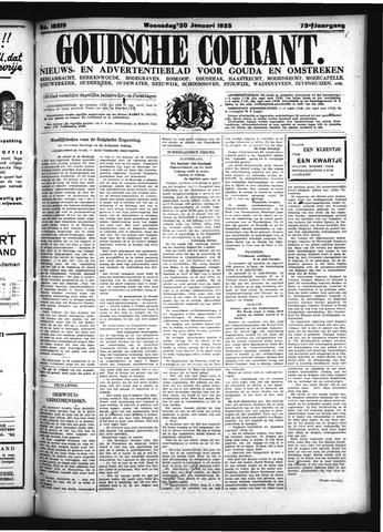 Goudsche Courant 1935-01-30