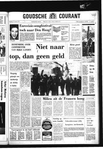 Goudsche Courant 1977-03-15