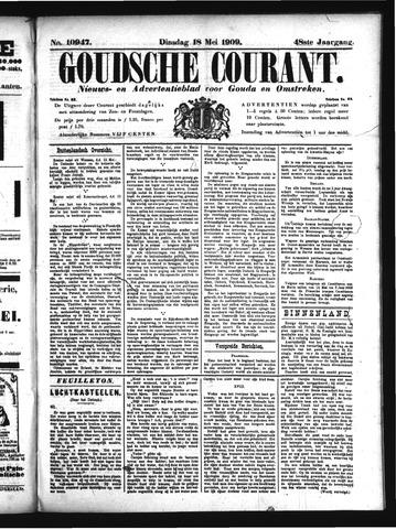Goudsche Courant 1909-05-18