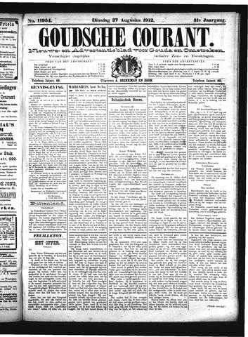 Goudsche Courant 1912-08-27