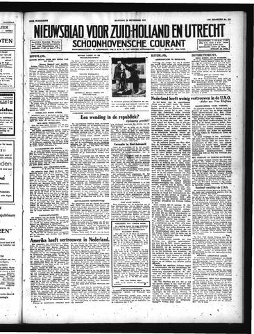Schoonhovensche Courant 1947-09-22