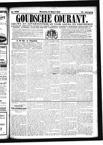 Goudsche Courant 1923-03-19