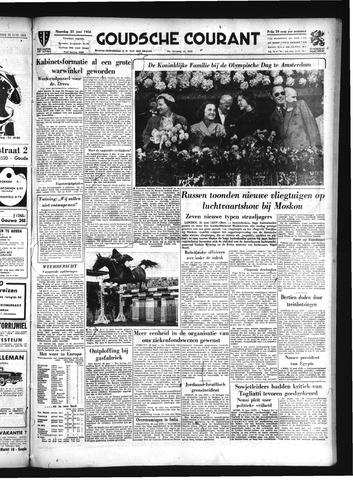 Goudsche Courant 1956-06-25