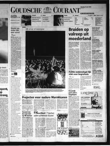 Goudsche Courant 2004-06-22