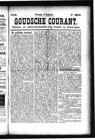Goudsche Courant 1885-09-16