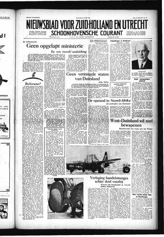 Schoonhovensche Courant 1955-05-25