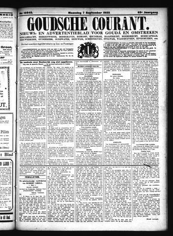 Goudsche Courant 1925-09-07