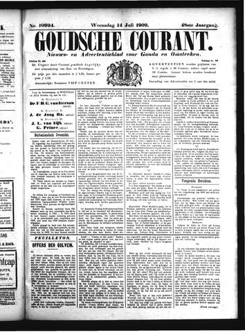 Goudsche Courant 1909-07-14