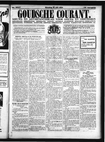 Goudsche Courant 1934-07-10