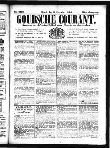 Goudsche Courant 1894-12-06
