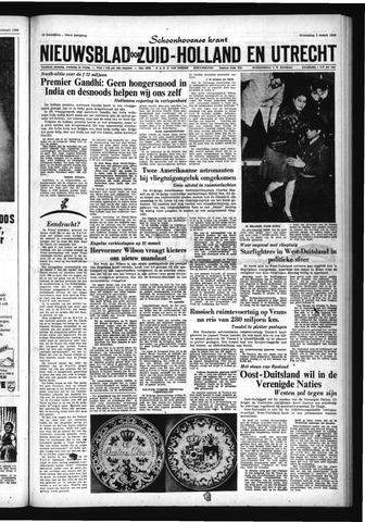 Schoonhovensche Courant 1966-03-02