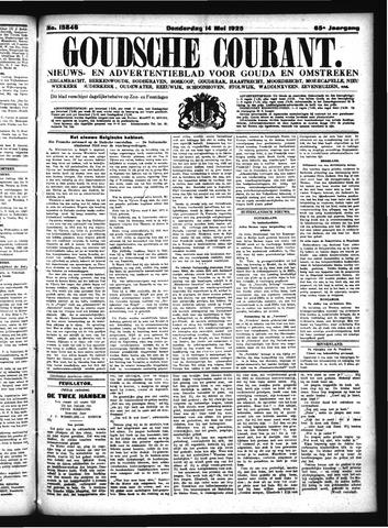 Goudsche Courant 1925-05-14