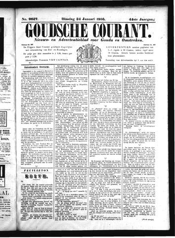 Goudsche Courant 1905-01-24