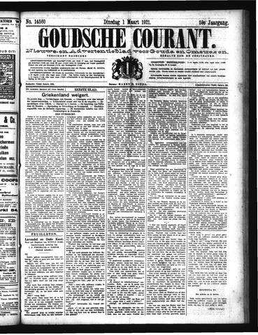 Goudsche Courant 1921-03-01