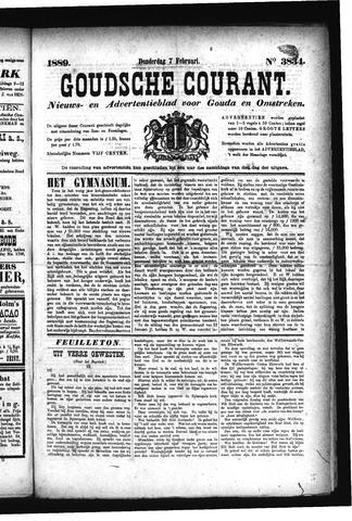 Goudsche Courant 1889-02-07