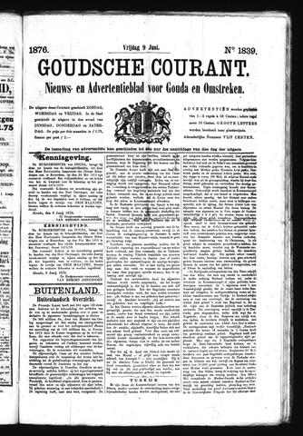 Goudsche Courant 1876-06-09