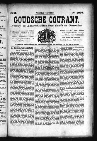 Goudsche Courant 1883-11-07