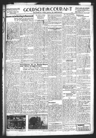 Goudsche Courant 1944-08-25