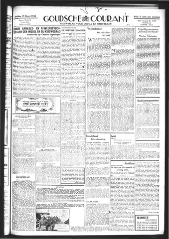 Goudsche Courant 1944-03-17