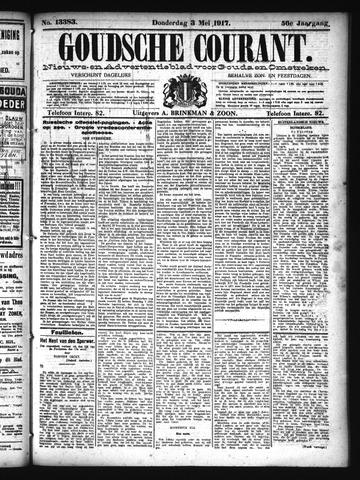 Goudsche Courant 1917-05-03
