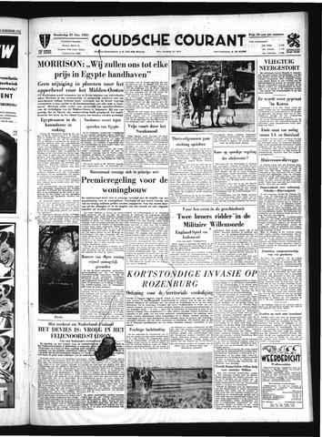 Goudsche Courant 1951-10-25