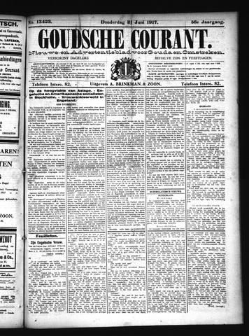 Goudsche Courant 1917-06-21