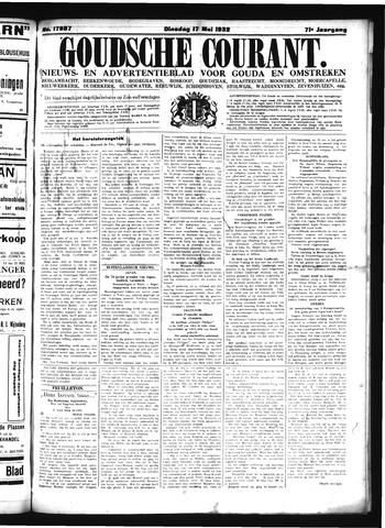 Goudsche Courant 1932-05-17