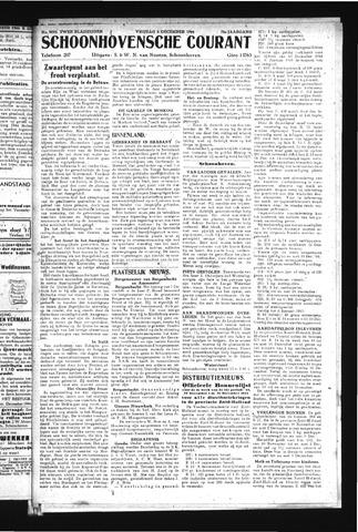 Schoonhovensche Courant 1944-12-08