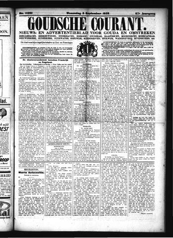Goudsche Courant 1928-09-05