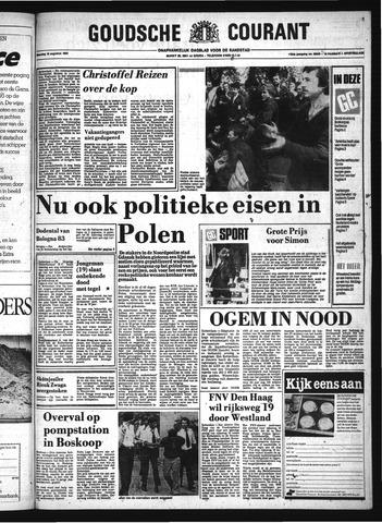 Goudsche Courant 1980-08-18