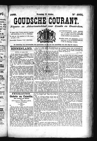 Goudsche Courant 1889-10-23