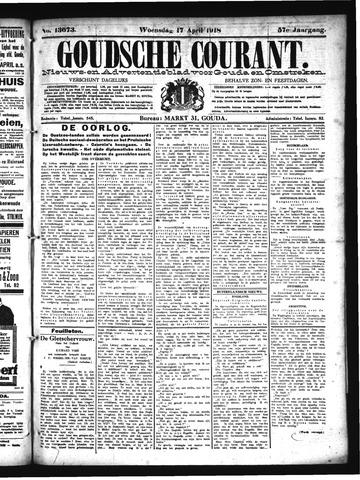 Goudsche Courant 1918-04-17