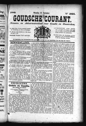 Goudsche Courant 1889-09-23