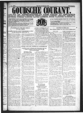 Goudsche Courant 1940-02-26