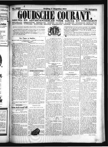 Goudsche Courant 1934-08-17